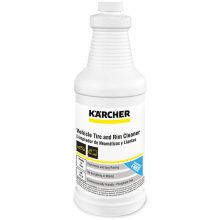 Karcher Vehicle Tire and Rim Cleaner, 8.698-225.0, Case of 12 Bottles