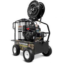 SCE PGH-3504-12-K-GP, Camo Edition Pressure Washer