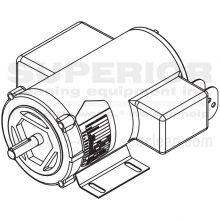Motor, 115v, 8.754-711.0