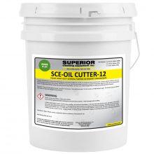 SCE OIl Cutter-12, Heavy Duty Degreaser
