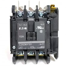 Eaton Contactor, C25DNY151AL, 8.724-264.0