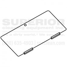 Float Tank Cover, 8.917-613.0