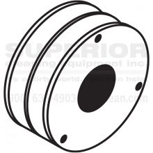 8.715-597.0, Pulley