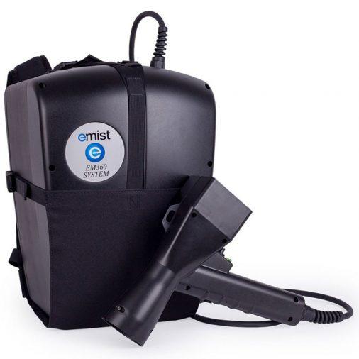 EMist EM360 Backpack Disinfectant Sprayer System, Electrostatic