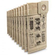 Karcher Filter Bags, 10 Piece, 69042940