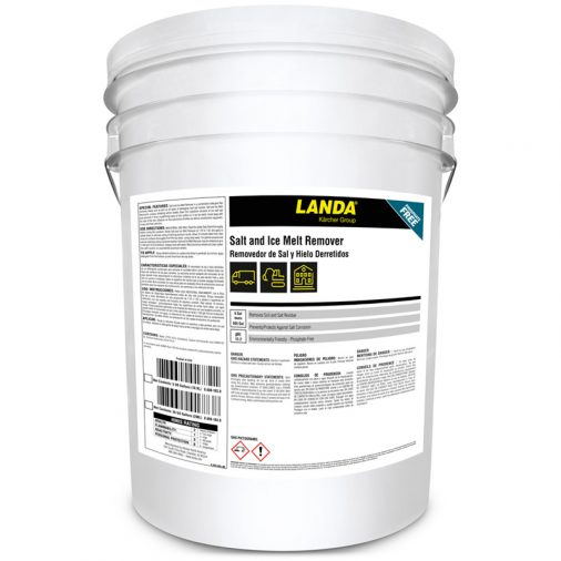 Landa Salt And Ice Melt Remover