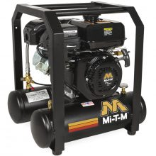 Mi-T-M Air Compressor, 5 Gallon, Single Stage, AM1-HM04-05M