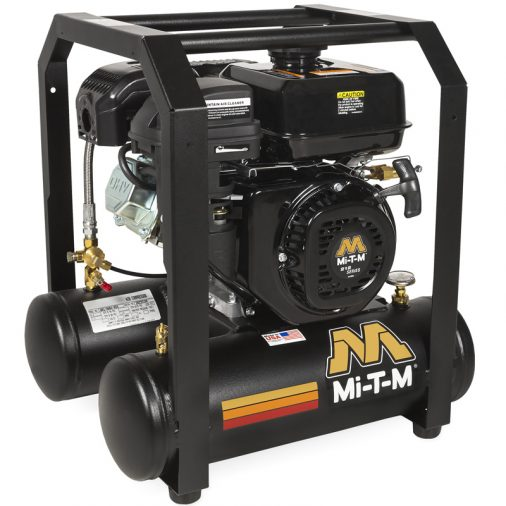 Mi-T-M Air Compressor, 5 Gallon, Single Stage, AM1-HM04-05M