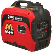 Mi-T-M 2000 Watt Gasoline Inverter, GEN-2000-IMM0