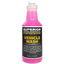 SCE Vehicle Wash, 16 Oz Bottle, Spray Top