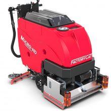 FactoryCat Micro-HD v2.0 Model, Walk Behind Floor Scrubber
