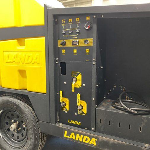Landa Ecos Trailer, Used, For Sale, Arizona