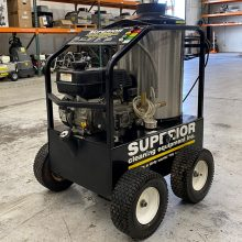 SCE PGH3027G Pressure Washer, Used