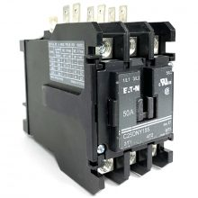 Eaton Contactor, 8.724-283.0, C25DNY155TL
