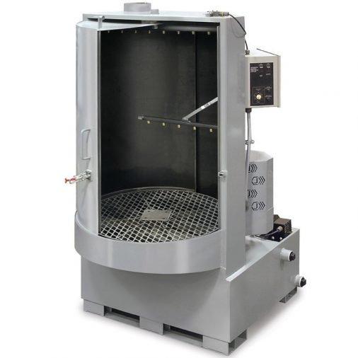 Jenfab Orca 2532, Parts Washer Cabinet, Door Open