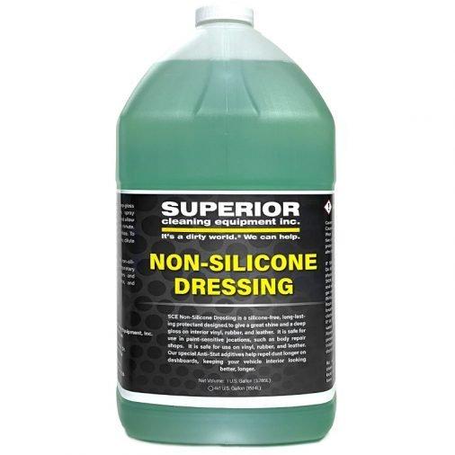 Non Silicone Dressing, Car Chemical, 1 Gallon