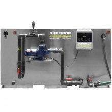 BIO-20D Industrial Wash Water Pre-treatment and Discharge System
