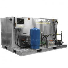 SCE BIO-25R, Industrial Wash Water Recycling System