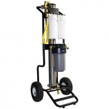 IPC Eagle Hydro Cart Stainless Steel Model