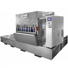 Jenfab LeanClean 360-8, Rotary Parts Washer System
