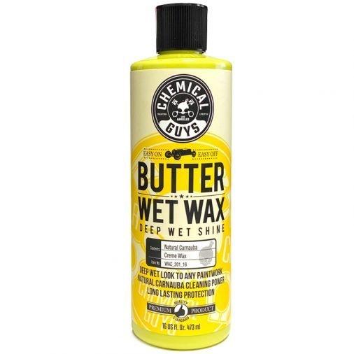Chemical Guys Wet Butter Wax, 16 Gallon, WAC_201_16