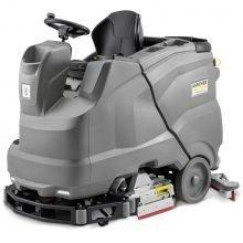 Karcher B 150 R + R 75 Floor Scrubber, 9.841-290.0