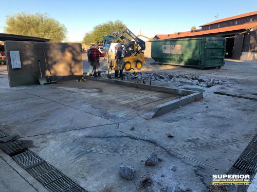 DC Ranch CC, Construction Begins