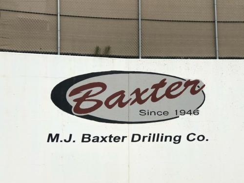 baxter drilling 7
